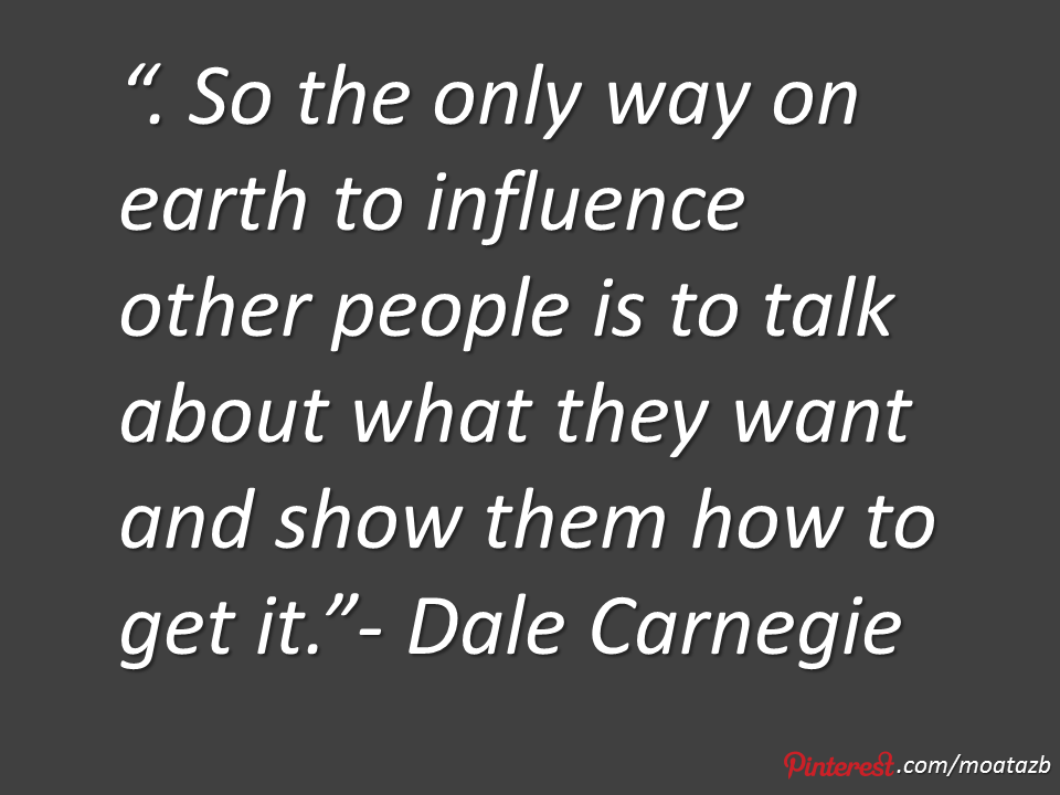 How To Win Friends & Influence People #quotes | Words of Wisdom