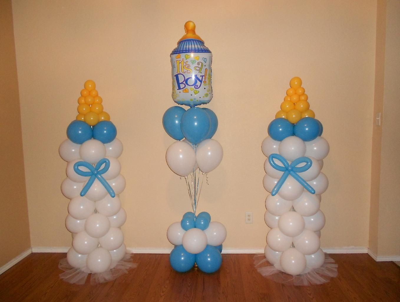 Butterfly Balloons For Baby Shower