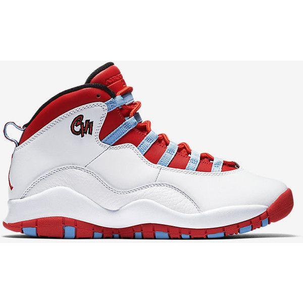 Air Jordan Retro 10 (3.5y-7y) Kids' Shoe. Nike.