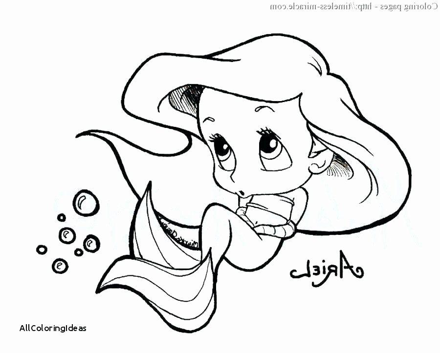 Baby Disney Princess Coloring Pages Unique Baby Ariel Coloring Pages At Getcolorings In 2020 Animal Drawings Sketches Animal Sketches Cartoon Drawings Sketches