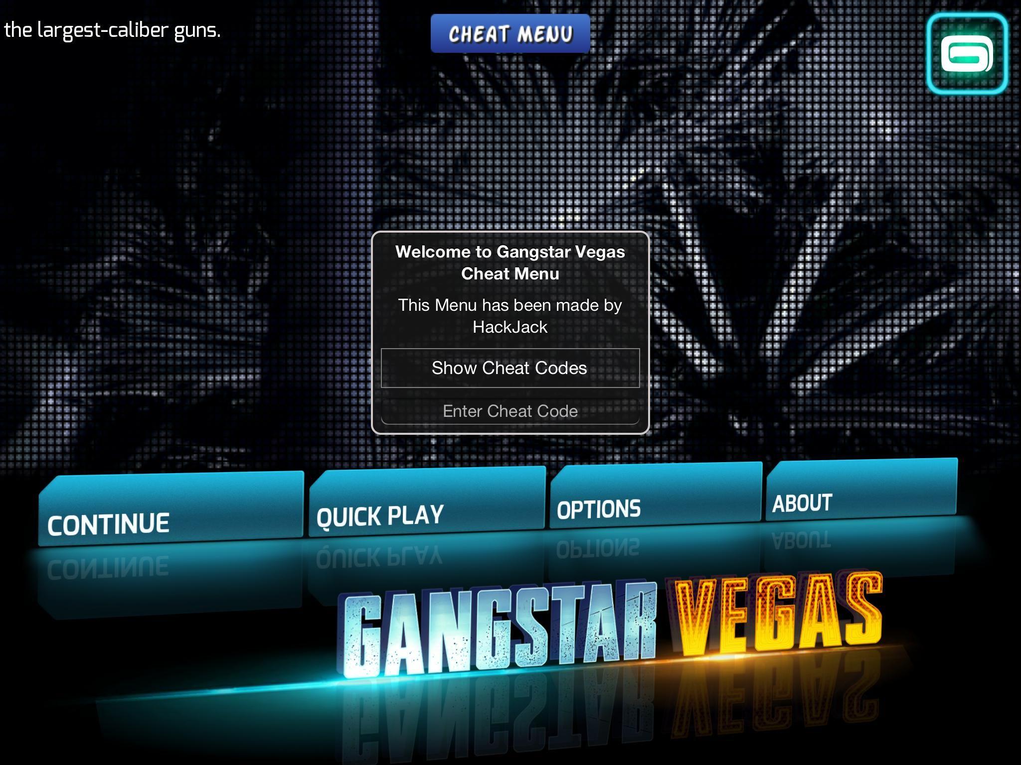 Gangstar Vegas Hack - Amazing Cheats (Diamonds and G Cash
