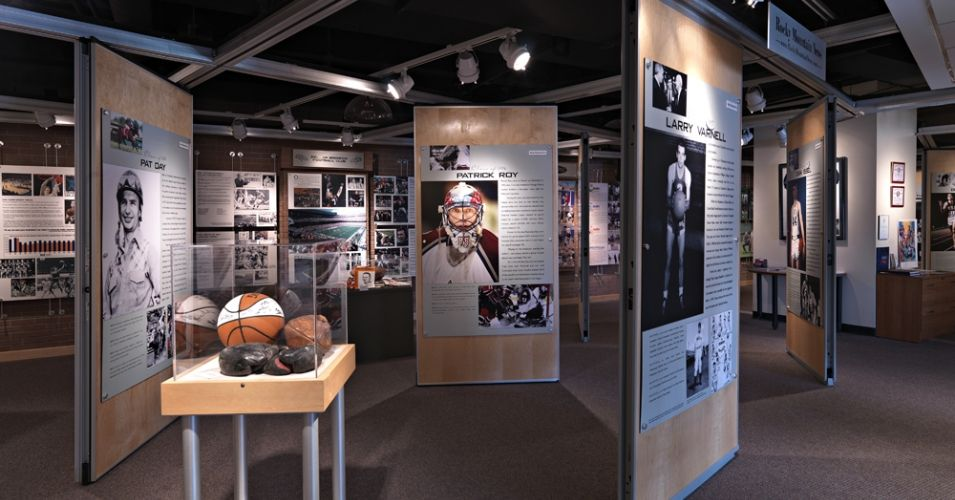 Colorado Sports Hall of Fame installed movable wall panels ...