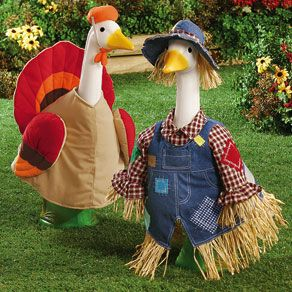 Someday I Will Have A Goose I Can Dress Up For All The Holidays