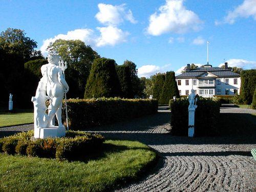 Sandemar, Sweden, ca. 1690.