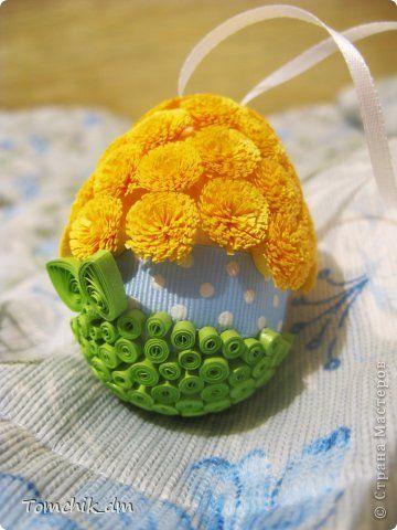 Pashalnyj Kvilling Quilling Designs Easter Crafts Paper Quilling