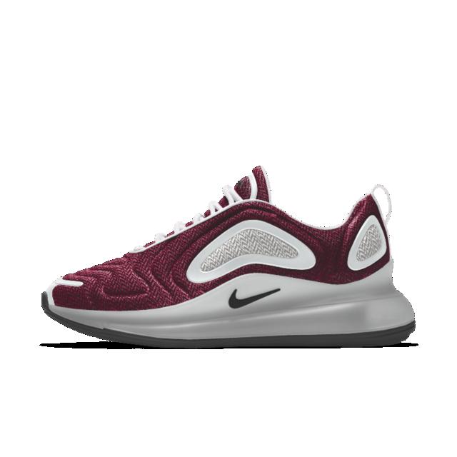 Complejo germen personaje  Calzado Lifestyle para hombre personalizado Nike Air Max 720 By You Custom  | Nike air max, Zapatillas nike, Nike air