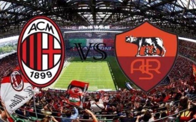 Milan Roma Diretta Streaming Gratis Hd Ore 20 E 45 Notizie