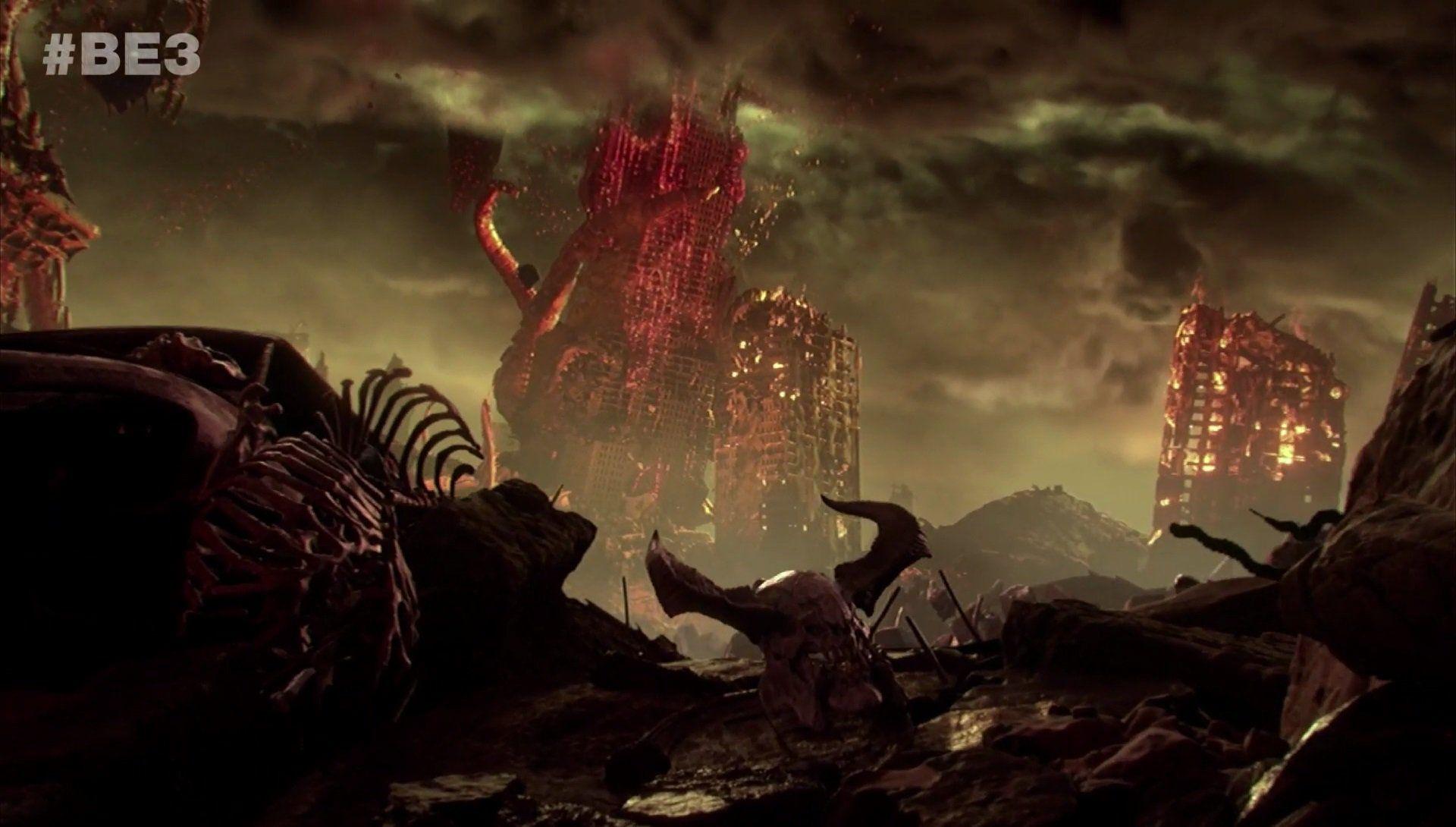 Bethesda E3 2018: DOOM: Eternal Announced | Gaming Articles