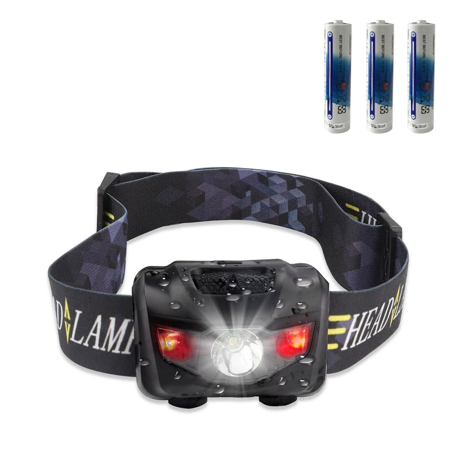 Cree Led Headlamp Excellent Budget Alternative To Black Diamond Spot Bright Headlights Led Headlamp Light Red