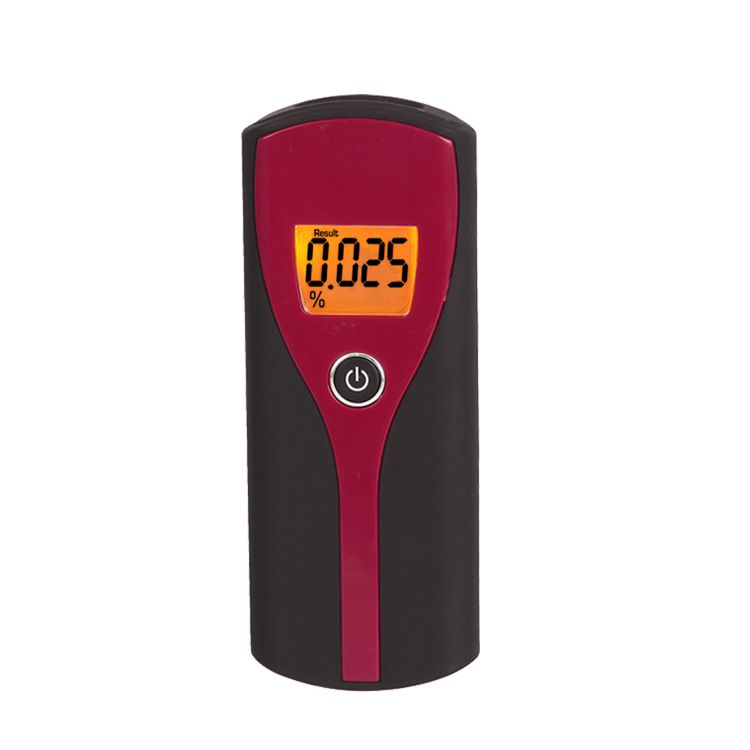 LCD Digital Breathalyzer Breath Test Alcohol Tester Breathing Analyzer Detector