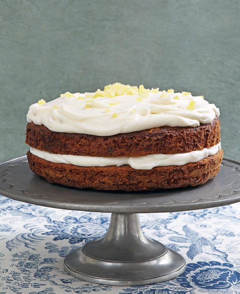 Ina Carrot Cake : carrot, Super-Impressive, Easy!), Birthday, Cakes, Everyone, Frosting, Recipes,, Dessert,, Dessert, Recipes