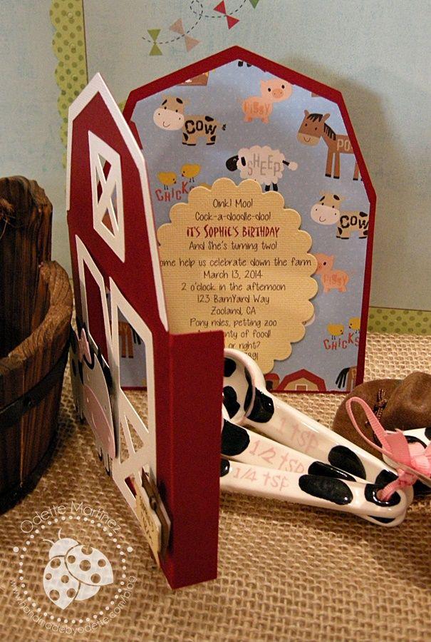 Farm Animal House Handmade By Odette Llc Fiesta De