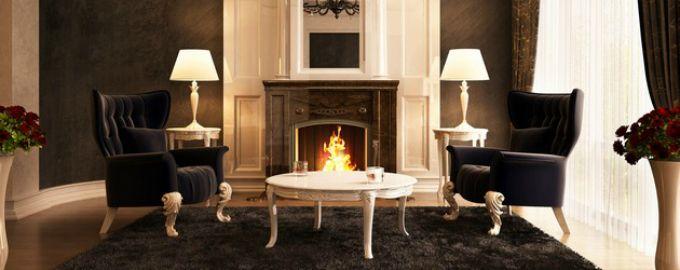 luxus zimmer ideen für klassisches wohnzimmer | klassische, Wohnzimmer
