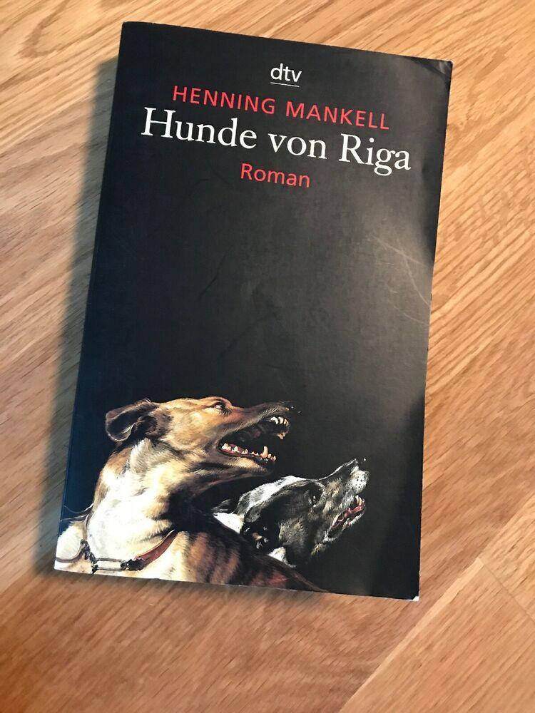 Hunde Von Riga Von Henning Mankell Taschenbuch Ebay With