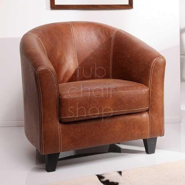 Faux Leather Chairs Under Tub Chairs Trafalgar Tub Chair - Tub chairs leather