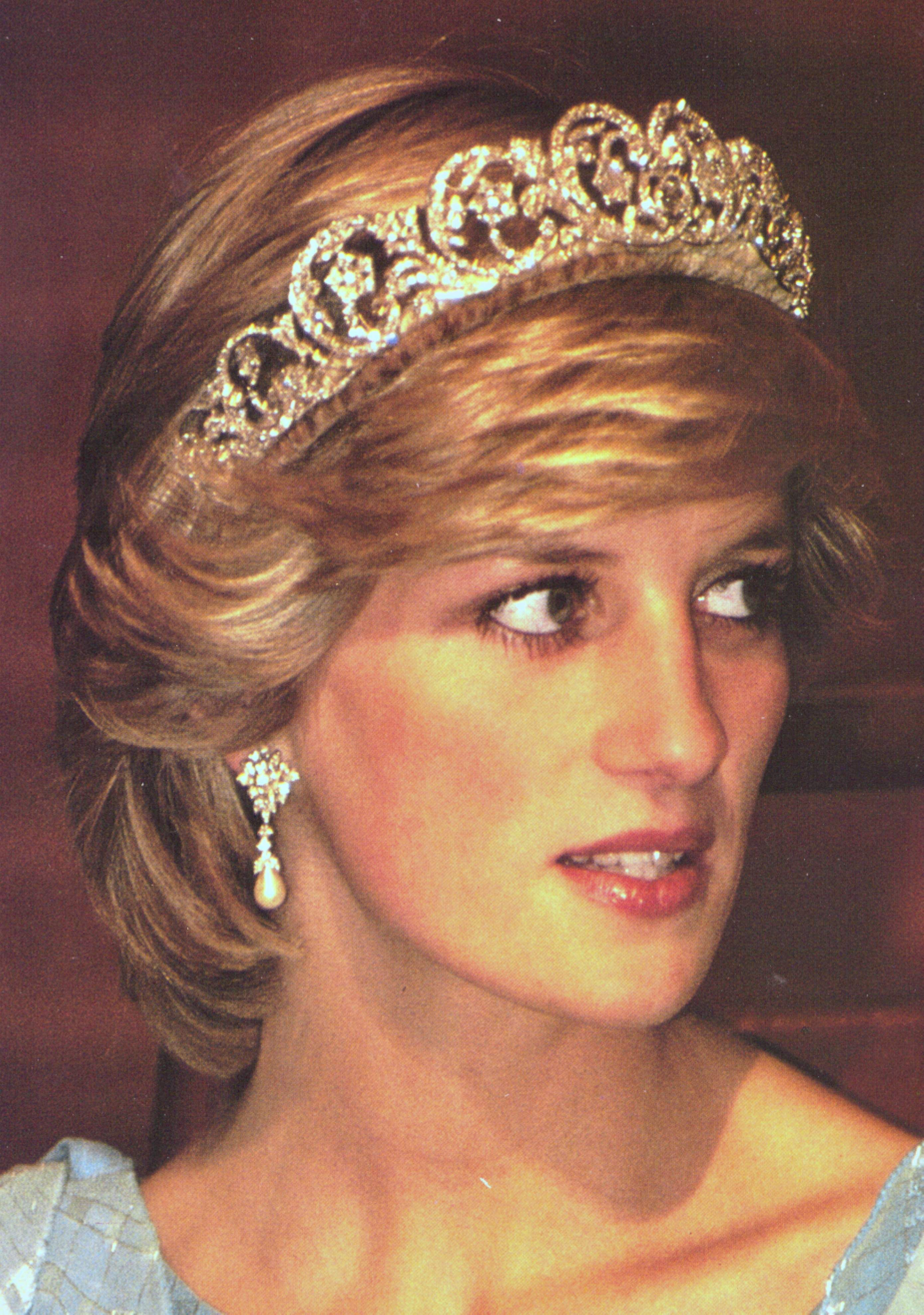 Princess Diana Princess diana jewelry, Princess diana