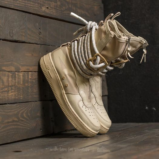 Nike SF Air Force 1 Hi Rattan  Rattan-Rattan  cbe9e06c62f0