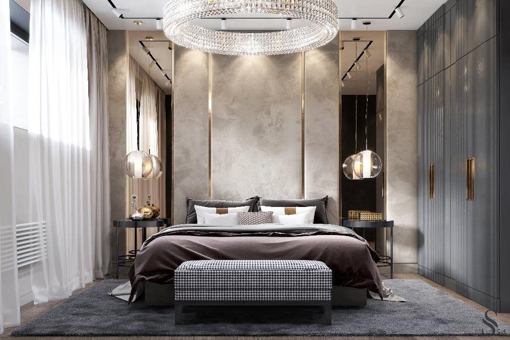 Rezidenciya V Podmoskove Modern Luxury Bedroom Luxurious Bedrooms Luxury Bedroom Master