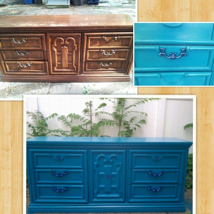 Peacock Dresser $200 Des Moines, IA Www.face Book.com/Repinned