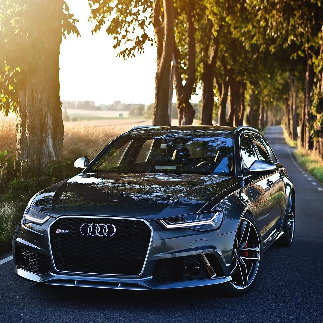 Unique audi photography on instagram starting the year with 680hp the crazy rs6 posing as always on the auditography road car 2016 audi rs6 avant
