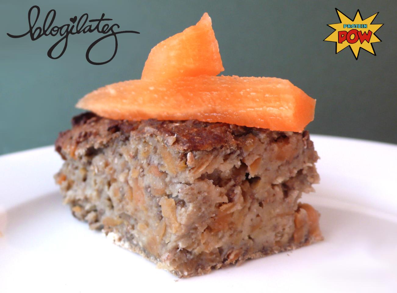 protein carrot cake vegan 3