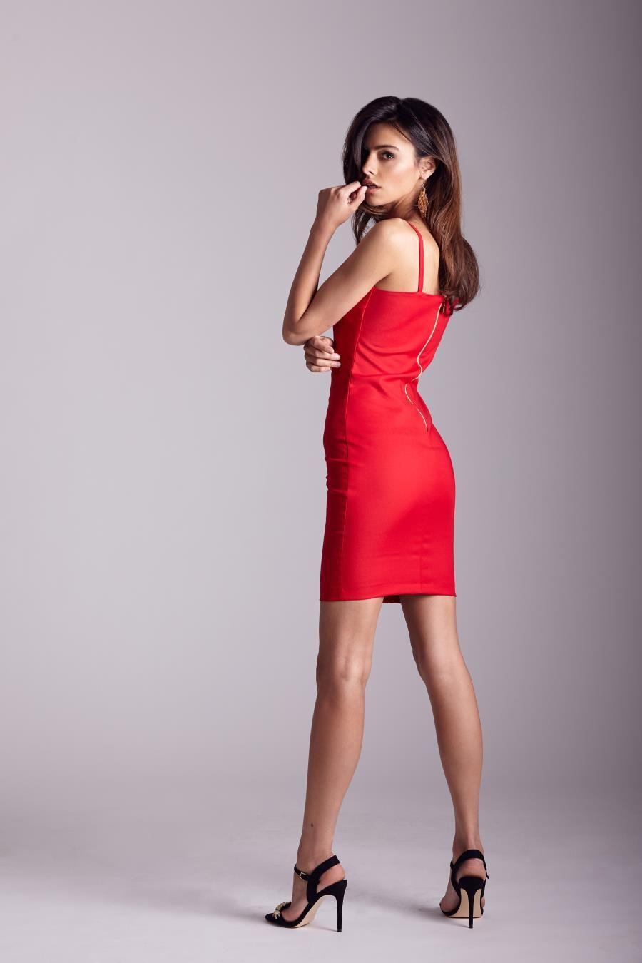 Czerwona Sukienka Mastika Dress Reddress Sukienka Czerwonasukienka Outfit Ootd Stylization Girl Polishgirl O Dresses With Sleeves Dress Me Up Fashion
