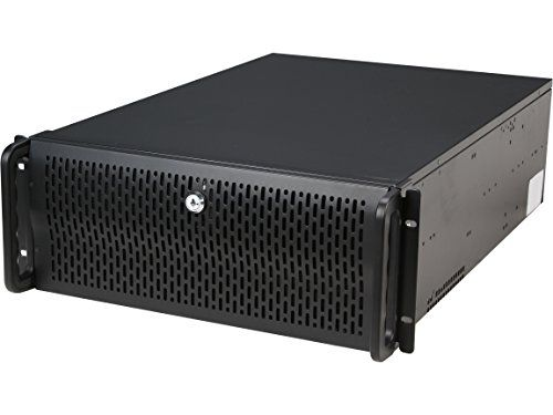 Rosewill 4u Server Chassis Server Case Rackmount Case Metal Rack Mount Computer Case With 12 Hot Swap Bays 5 Fans Pre I In 2020 Metal Rack Computer Case Cooling Fan