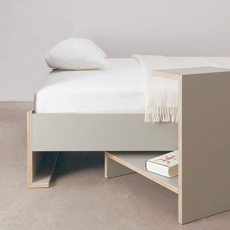 Monoqi Ruelle Bett 140 X 200 Cm Furniture Room Home