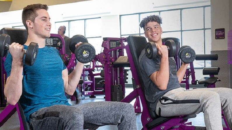 How teens can work out for free at fitness through