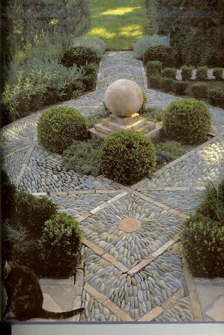 All Es De Jardin Originales En 48 Id Es Inspirantes Pour Votre Espace Outdoor Pathway Ideas