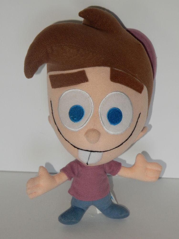 Applause 2003 Fairly Oddparents 11 Quot Timmy Turner Plush W