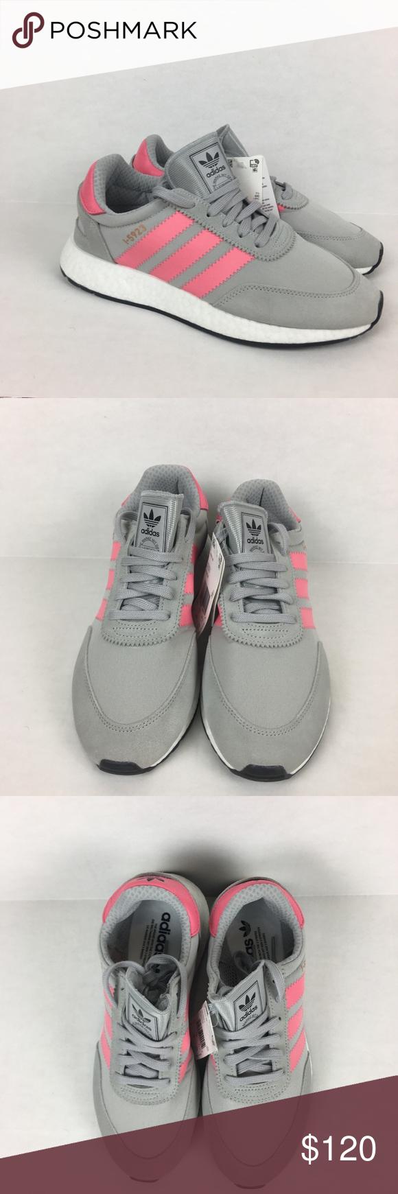 f8768379b0a Adidas Originals I-5923W Adidas originals I-5923 Condition. New in box.  Never worn. Color. Grey