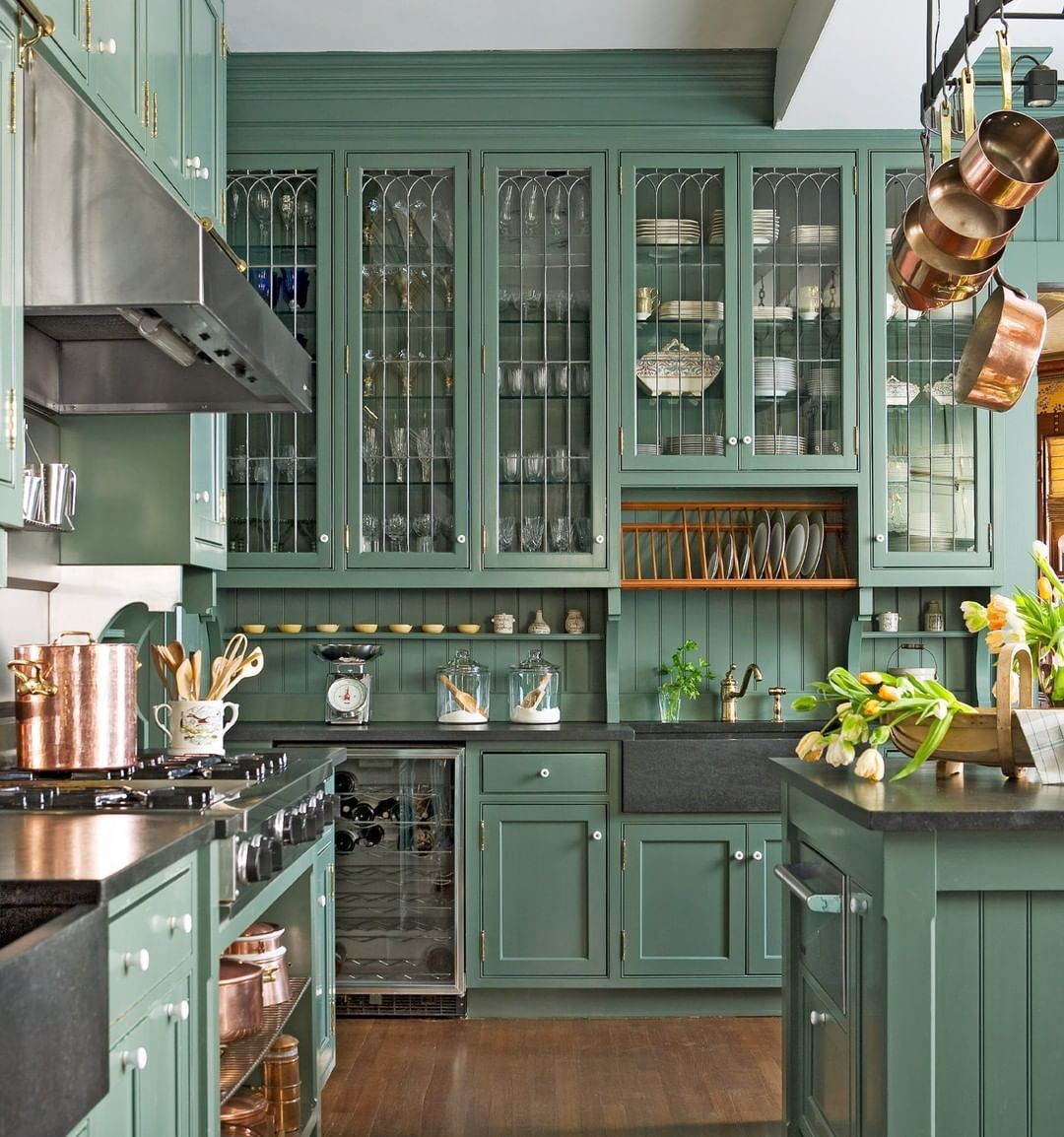 """Better Homes & Gardens on Instagram """"A kitchen renovation doesn't ..."""