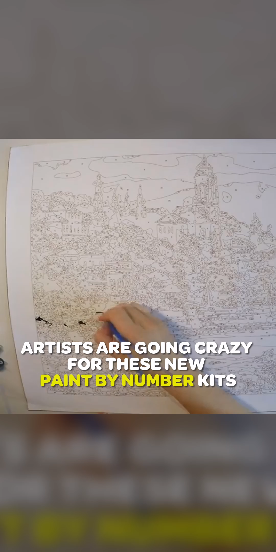 If you love to draw/paint, you have GOT to try these new Van-Go kits (for advanced artists).