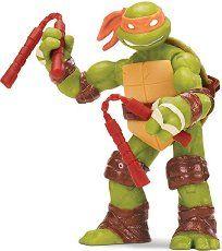 Teenage Mutant Ninja Turtles Remote Control Skateboarding Mikey