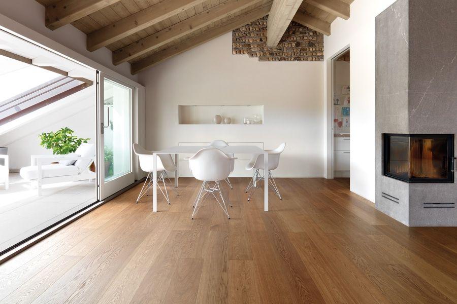 Parquet rovere naturale cerca con google soffitti in for Arredare casa bianco e beige