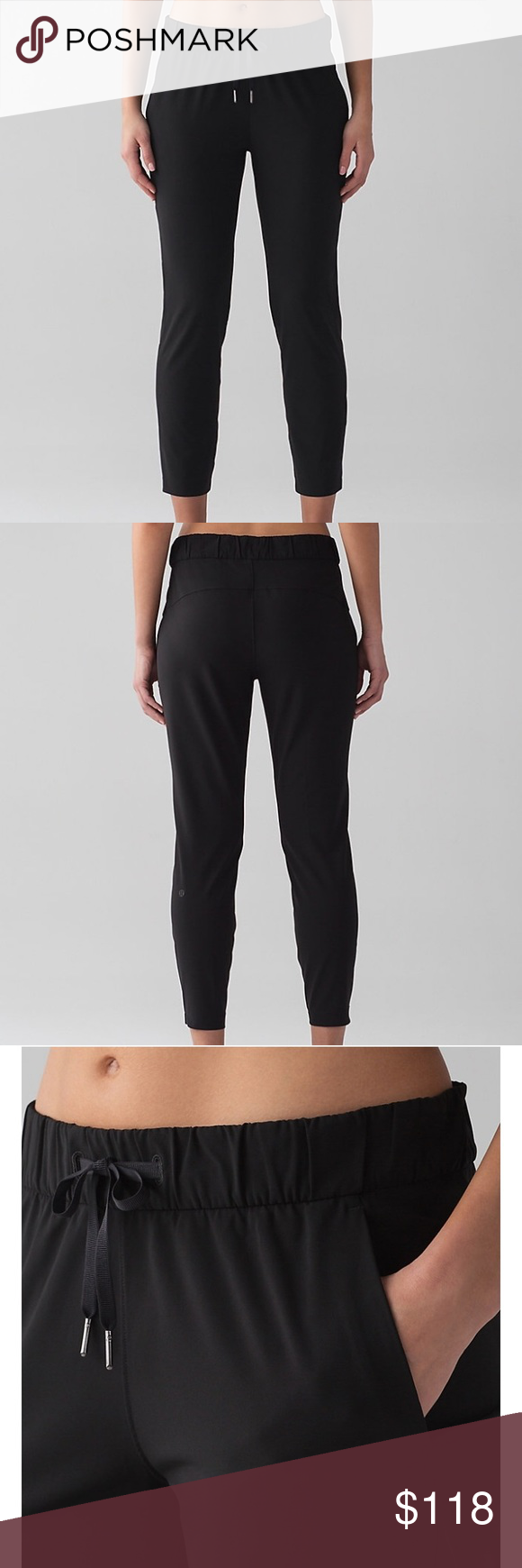 ⚡️Lululemon On The Fly Pant Woven NWT! Lululemon On The Fly Pant Woven. With 4 way stretch and travel friendly fabric, these 7/8 pants help you take adventures in strides! lululemon athletica Pants
