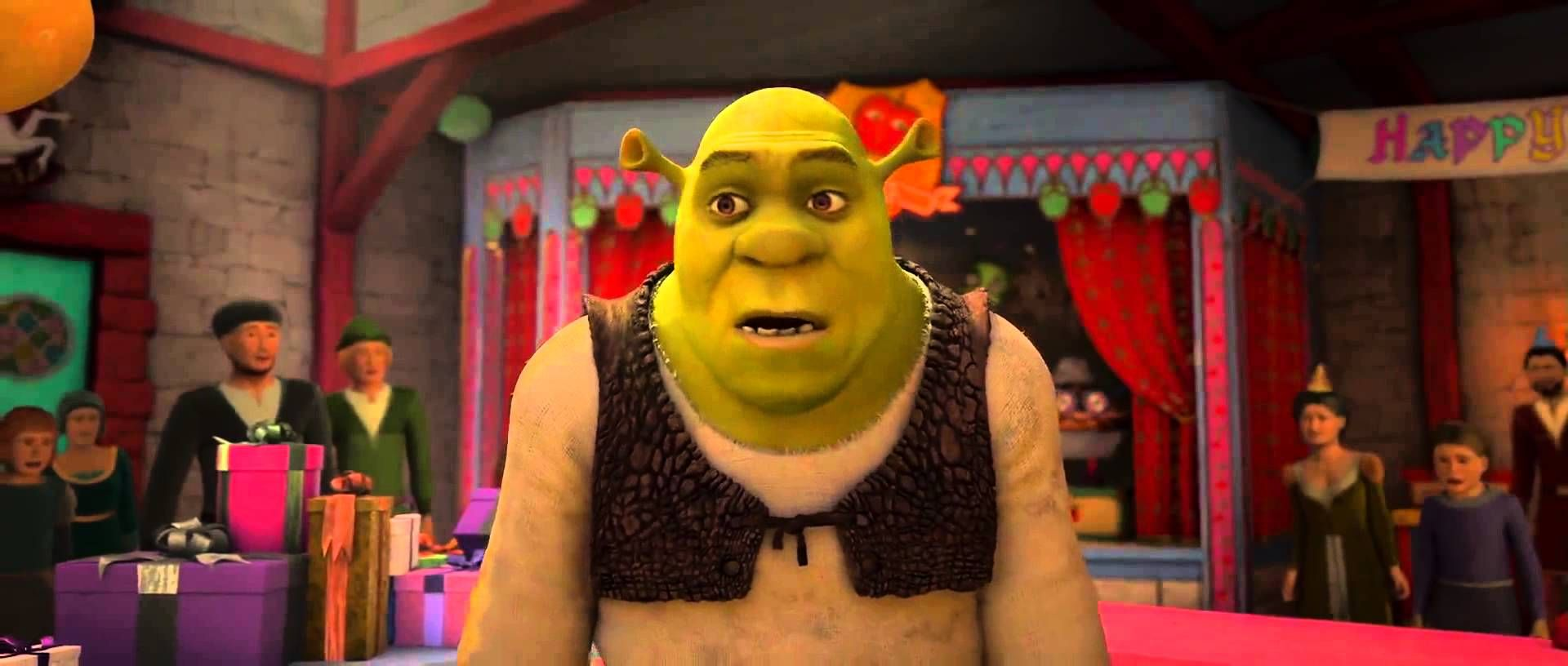 Shrek 4 Ending Scene Hd 1080p Tv Shows Movies