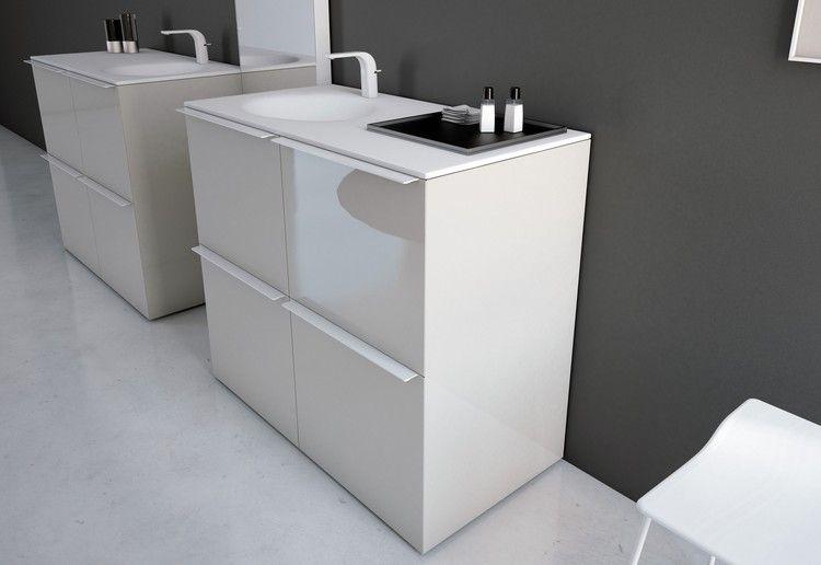 40 moderne Badezimmer Waschbecken mit Unterschrank Anleitungen - badezimmer waschbecken mit unterschrank