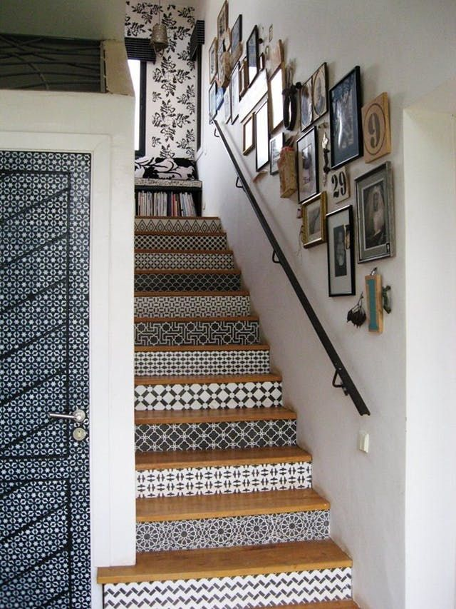 How to Get the Look of Patterned Cement and Encaustic Tile for Less Çocuk Odası