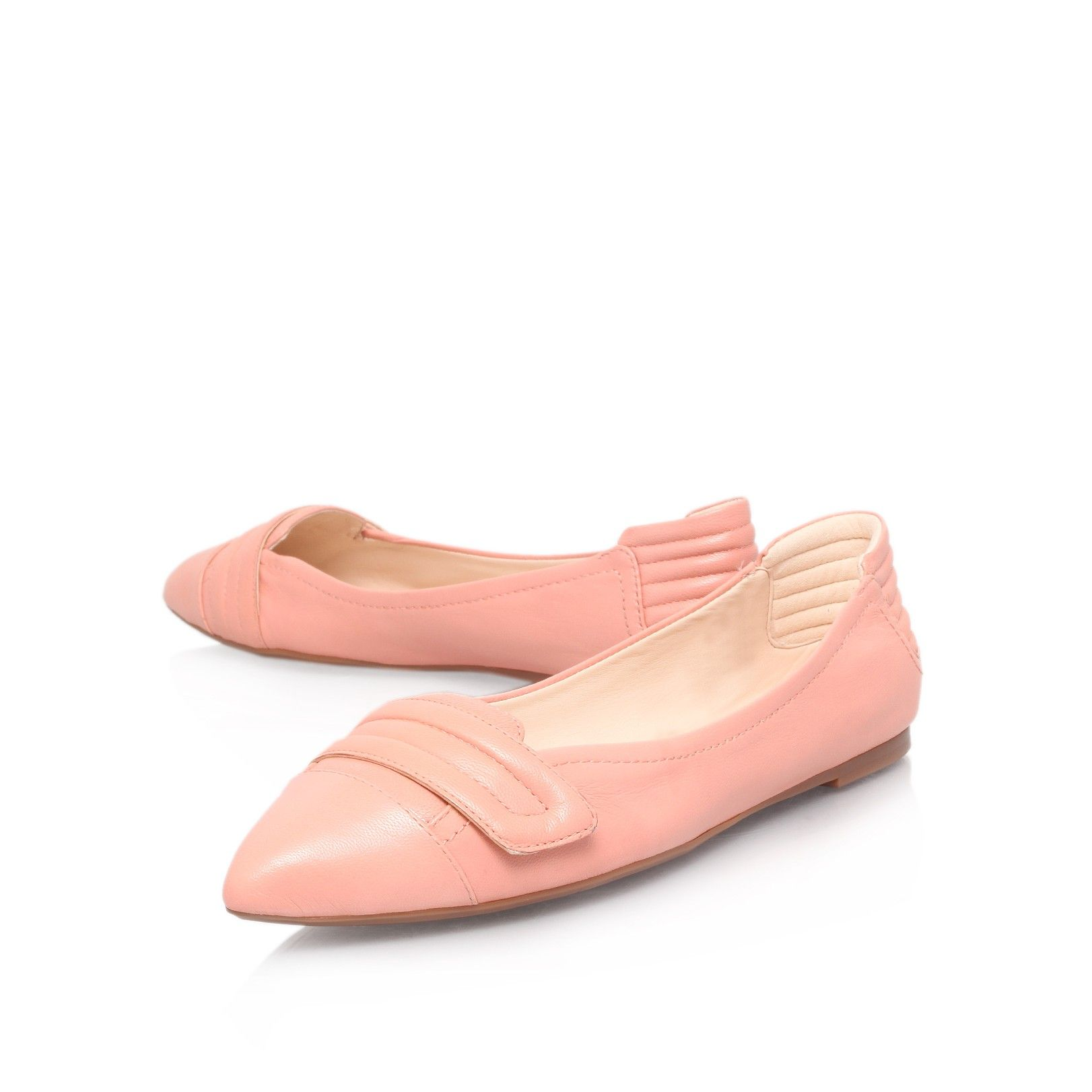 7d06d3c8e277 saramarie, peach shoe by nine west - women shoes flats   Random wants