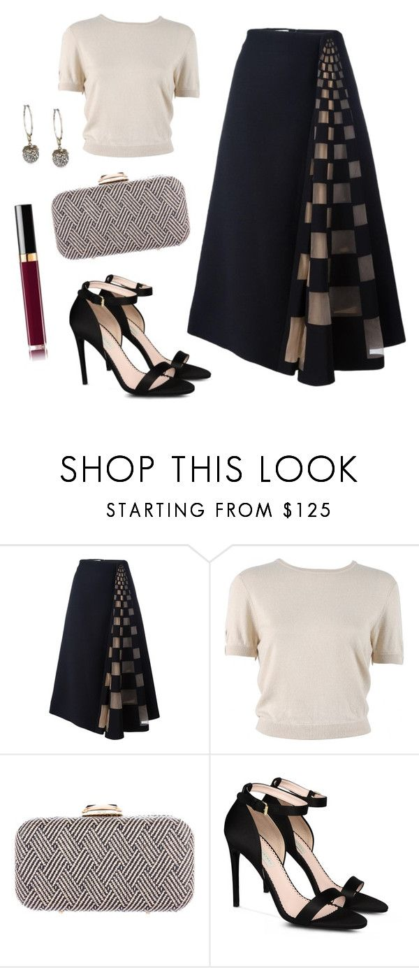 """""""Good girl."""" by lmay0319 ❤ liked on Polyvore featuring Fendi, Behnaz Sarafpour, KOTUR, STELLA McCARTNEY and Alexander McQueen"""