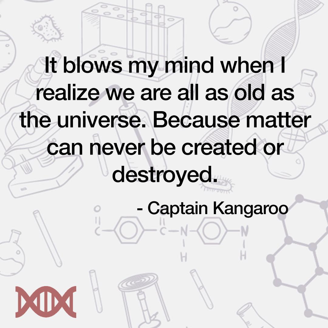 Captain Kangaroo Stem Quotes And Fun Facts
