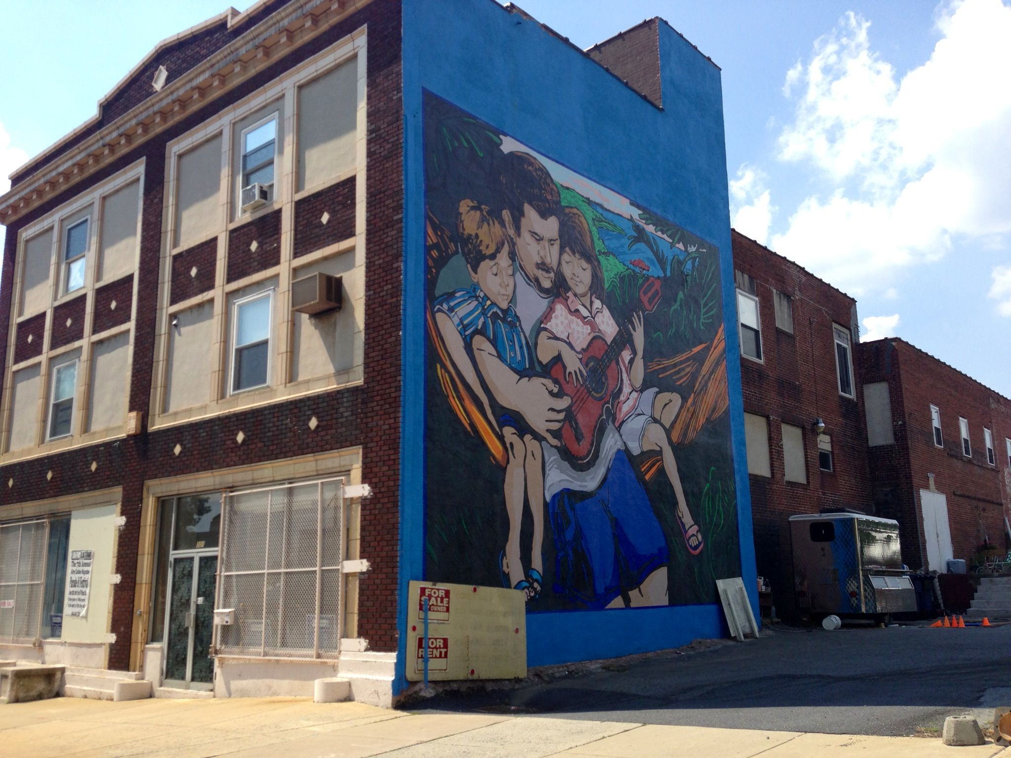 Image result for reading pa murals