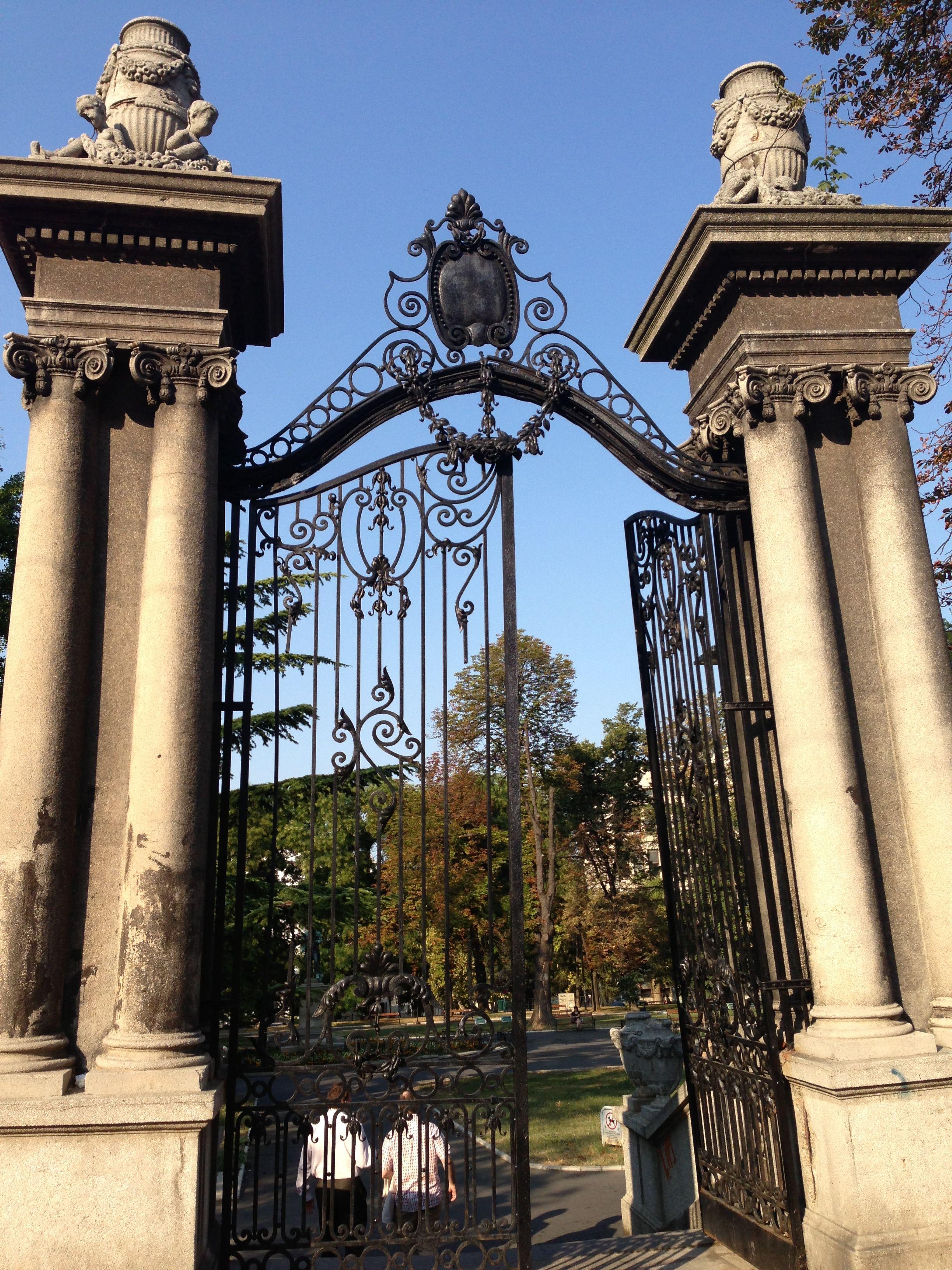 Belgrade, Serbia,studentski park