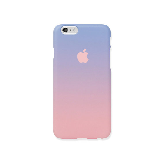 iPhone Xr case – trend colors Gradation – iPhone XS, iPhone XR, iPhone XS Max, iPhone 8 case, iPhone X case, non-glossy L32
