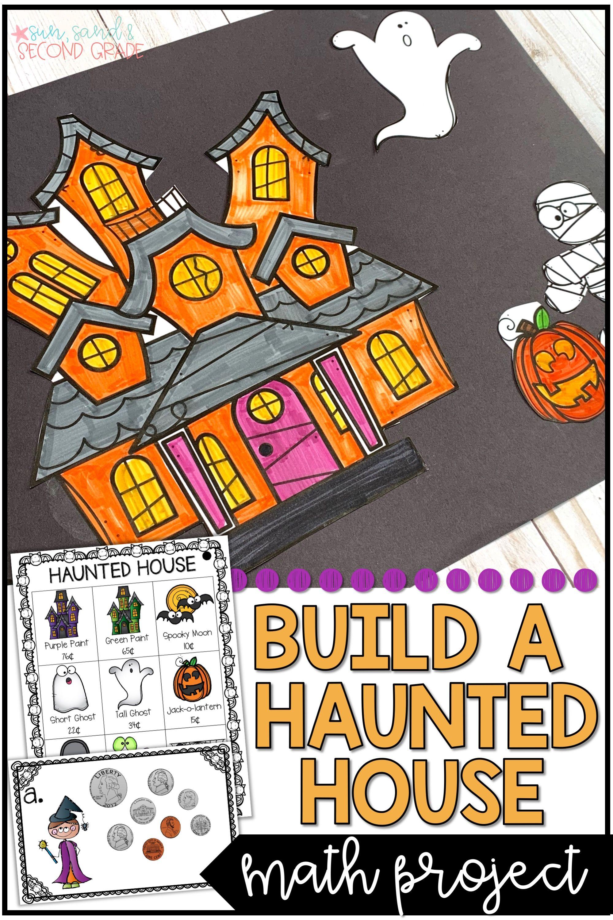Halloween Math Activity Amp Craft