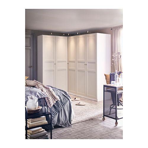 pax eckkleiderschrank wei flisberget hellbeige in 2019 zuk nftige projekte pinterest. Black Bedroom Furniture Sets. Home Design Ideas