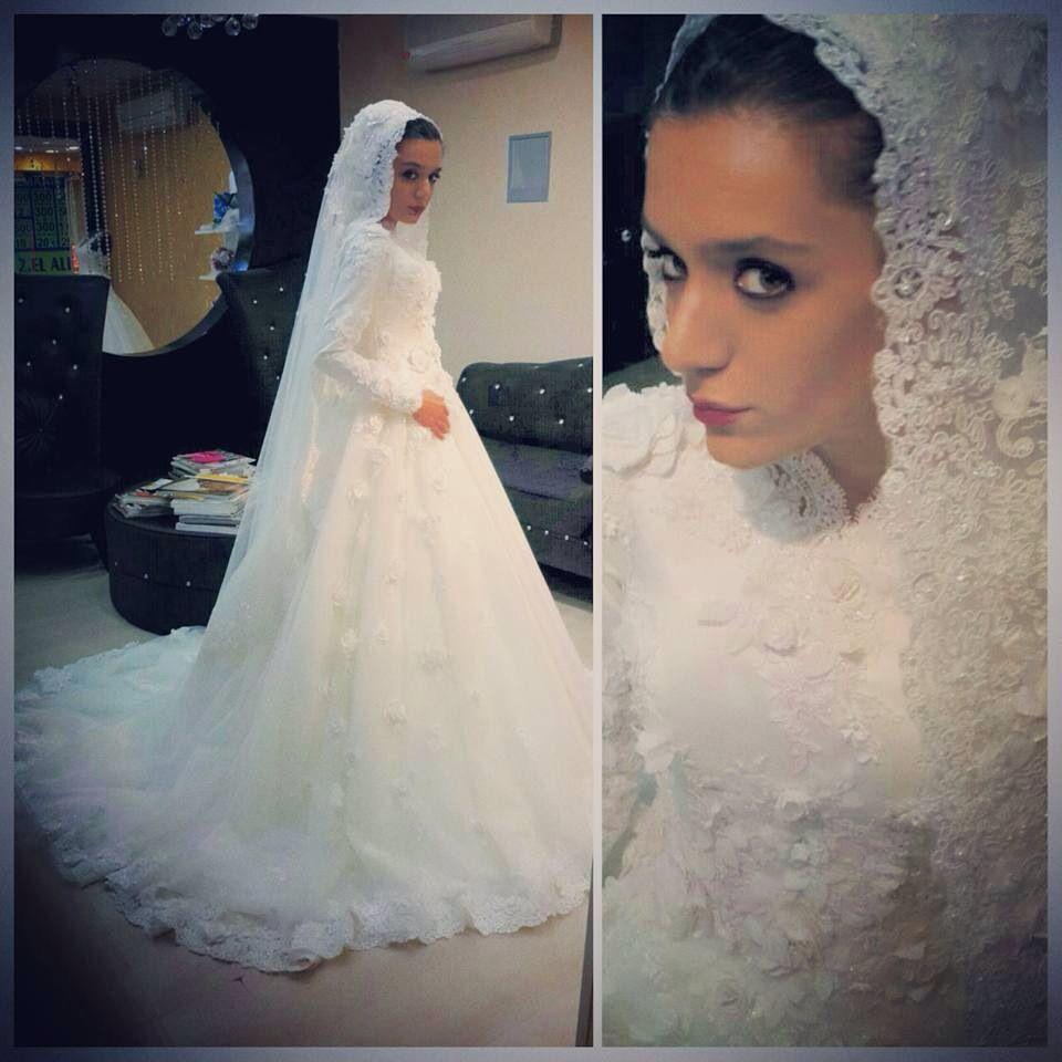 Hijab wedding dress tesettür gelinlik islamic wedding dresses