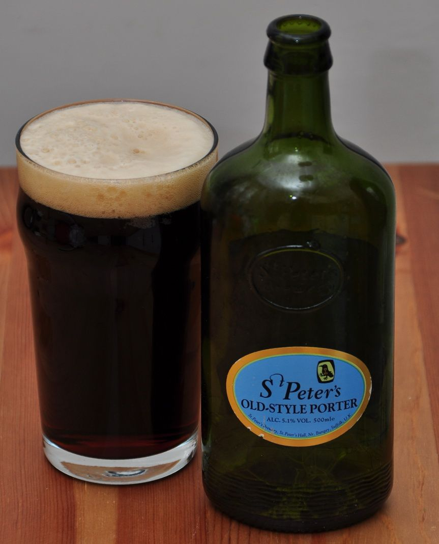 St. Peter's Old Style Porter